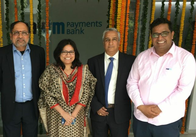 Paytm Payments Bank Appoints New Board Members; Commences Operations