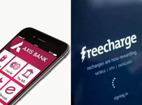 axis bank-freecharge-digital wallet-acquisition