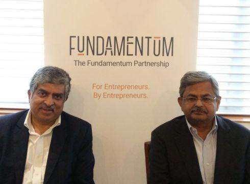 nandan nilekani-sanjeev aggarwal-vc fund-fundamentum