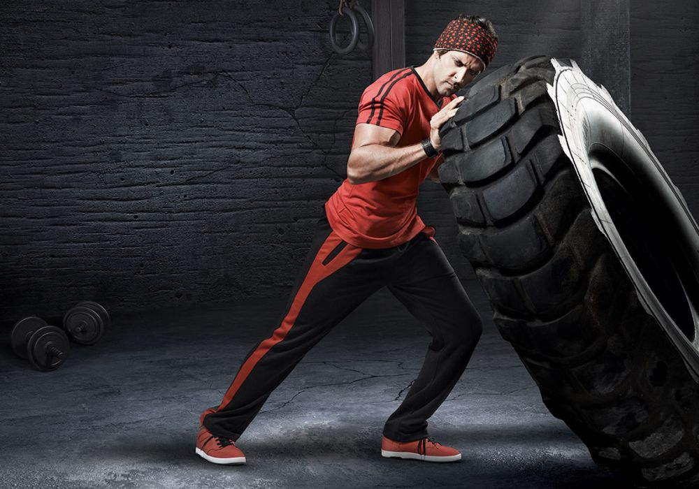 Hrithik Roshan The New Face Of Bengaluru Based Fitness Startup Curefit