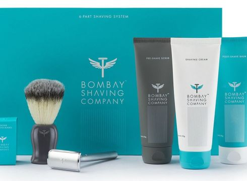 male grooming-bombay shaving-fireside