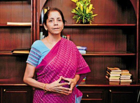 nirmala sitharaman-task force-artificial intelligence-manufacturing
