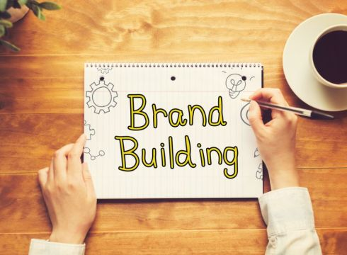 startup brand building
