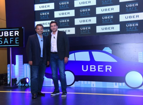 Uber India-UberSafe-Driver Duplication