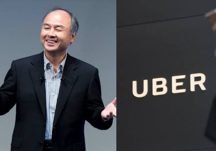 uber-softbank-cab aggregator-investment