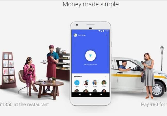 With 7.5 Mn Tez App Downloads, Google Is Eyeing To Lead India's $500 Bn Digital Payment Industry By 2020