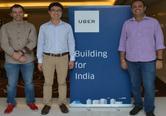 uber-uber india-cab aggregator-light web