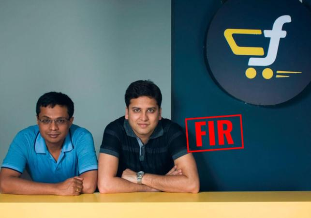 Businessman Accuses Flipkart Founders And Employees Of $1.5 Mn Fraud, Files FIR