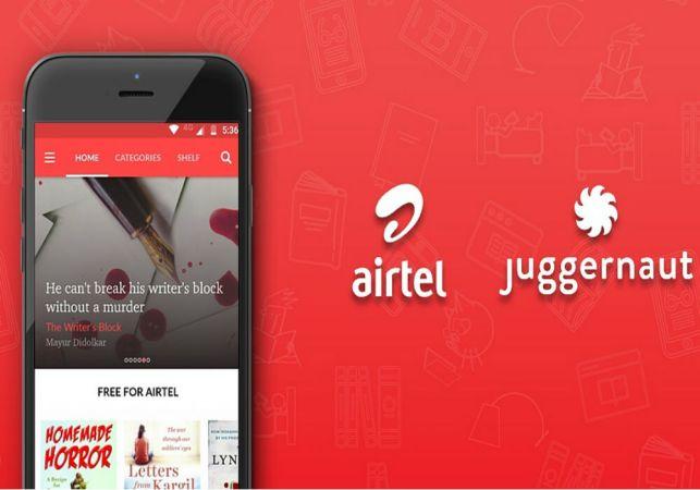Bharti Airtel Acquires Strategic Stakes In Digital Publishing Startup Juggernaut