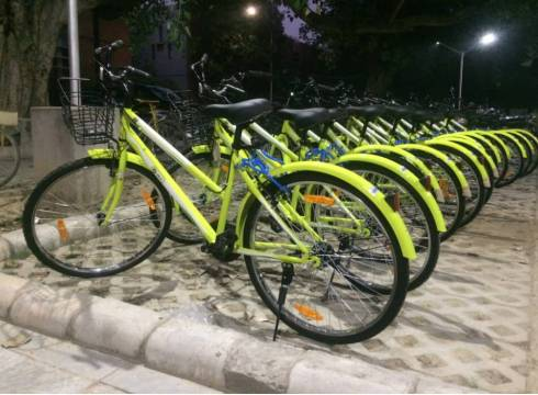 ola pedal-ola-cab aggregator-bicycle-sharing