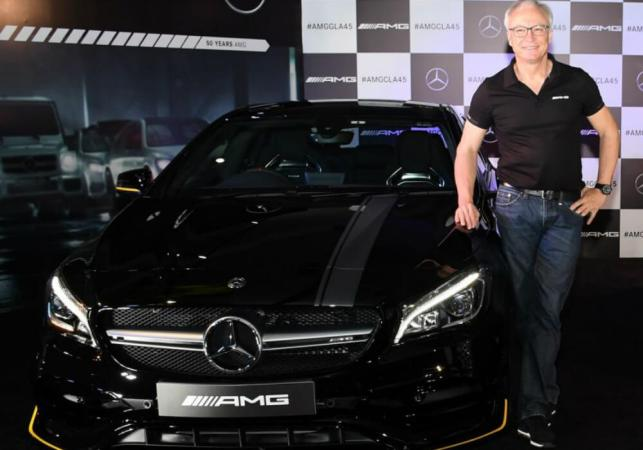 Going All EV by 2030 Is 'Not Viable': Mercedes-Benz India Chief Roland Folger