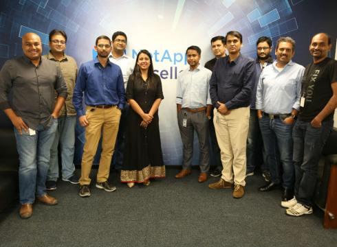 netapp excellerator-accelerator-startups-cohort