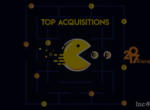 Indian startup acquisitions-2017-acquisition