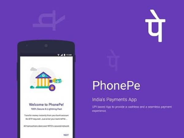 PhonePe Claims 1 Mn Daily Transactions Worth $15.4 Mn In Nov, Taking Lead Over BHIM?