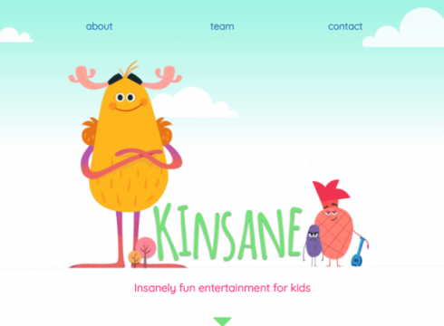 kinsane-digital entertainment-funding