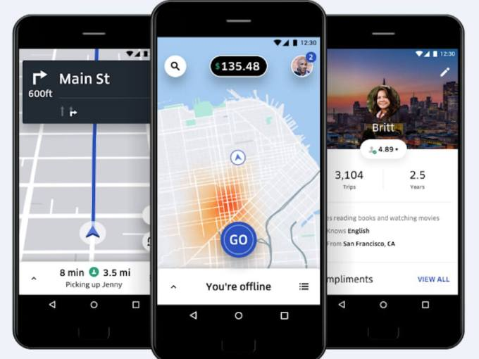 Built For And With Driver Partners, Uber Launches New Partner App In India