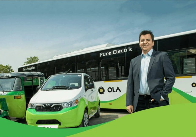 Ola Bullish On Electric Vehicles, Announces Mission: Electric