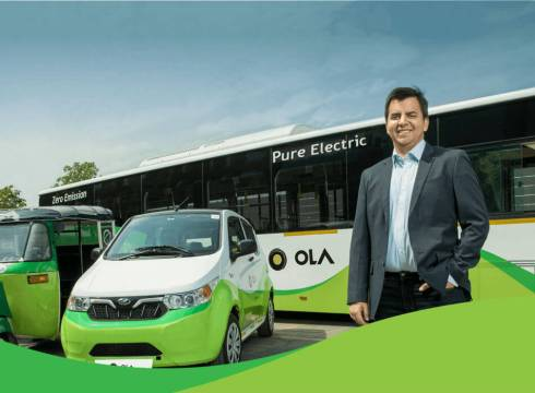 Ola Bullish On Electric Vehicles, Announces Mission:Electric