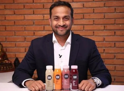 Organic Juice Startup Raw Pressery Secures $9.55 Mn Funding