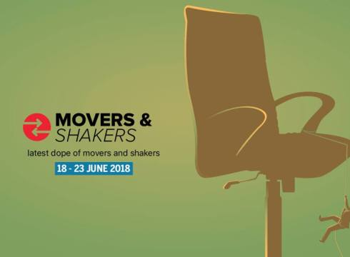 Movers And Shakers Of The Week [18 - 23 June 2018]