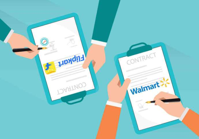 CAIT May Move To Supreme Court To Protest Walmart-Flipkart Deal-CAIT Writes To Finance Minister Against Walmart-Flipkart Deal