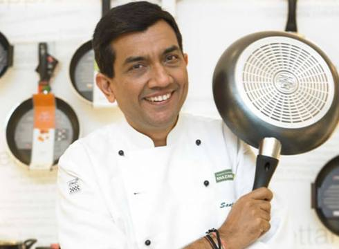 Sanjeev Kapoor's Wonderchef Gains $10.2 Mn Funding From Amicus Capital