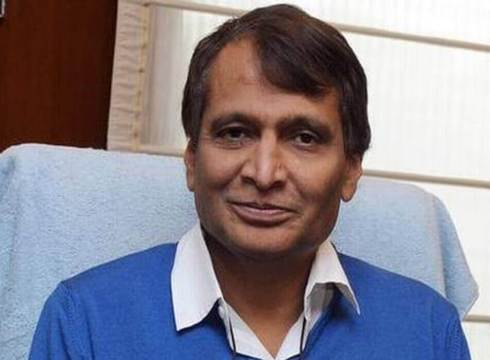 Tamil Nadu, Come With A Startup Policy Soon: Union Minister Suresh Prabhu