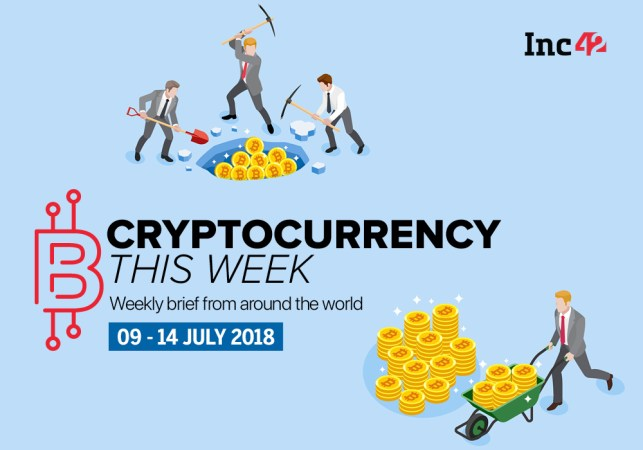 Cryptocurrency This Week: World's First Decentralised Bank, Fresh VC Funds For Bitcoin Startups, And More