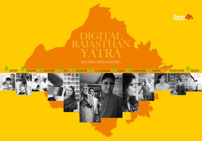 [Live Blog] Digital Rajasthan Yatra II: Tracking Rajasthan's Tech Revolution Plan For The Next 10 Years In 10 days