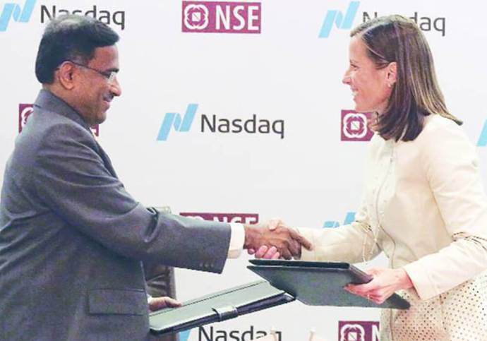 Nse Nasdaq Tie Up To Support Startups In India Israel Silicon
