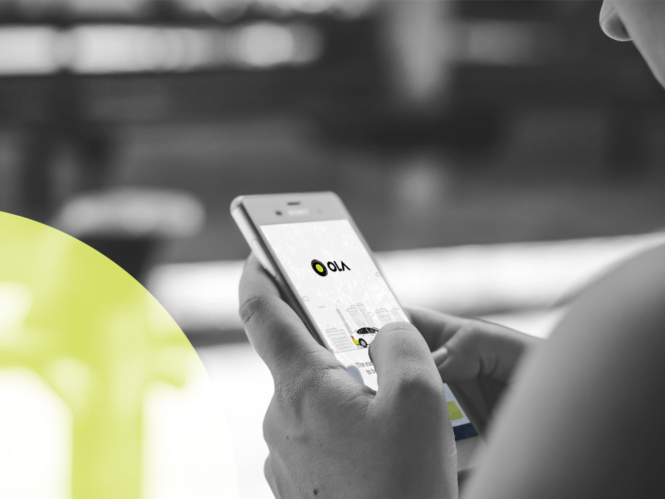 SoftBank-backed Ola launches in the United Kingdom  to challenge Uber