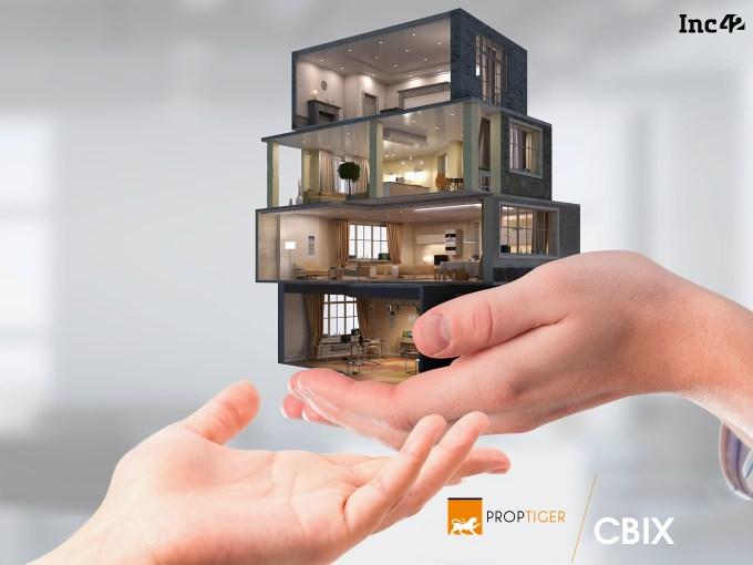 Exclusive: Delhi-Based Real Estate Company PropTiger Acquires CBIX At $4.7 Mn
