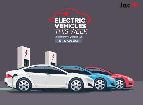 Electric Vehicles This Week
