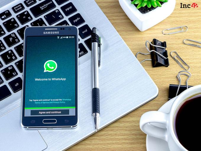 WhatsApp CEO Chris Daniel To Visit India This Week