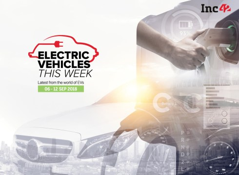 Electric Vehicles This Week: EESL Plans To Float Second Tender, Incentives For Lithium-Ion Battery Production, And More