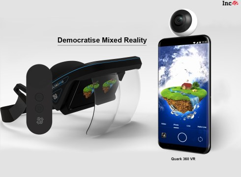 How Deeptech Startup Tesseract Is Democratising Mixed Reality