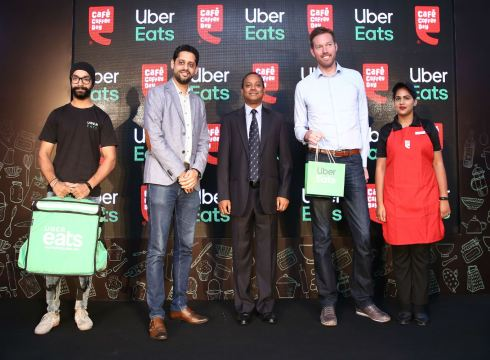 Uber Eats & Cafe Coffee Day To Bring Flavors From Around The World Through Virtual Restaurant