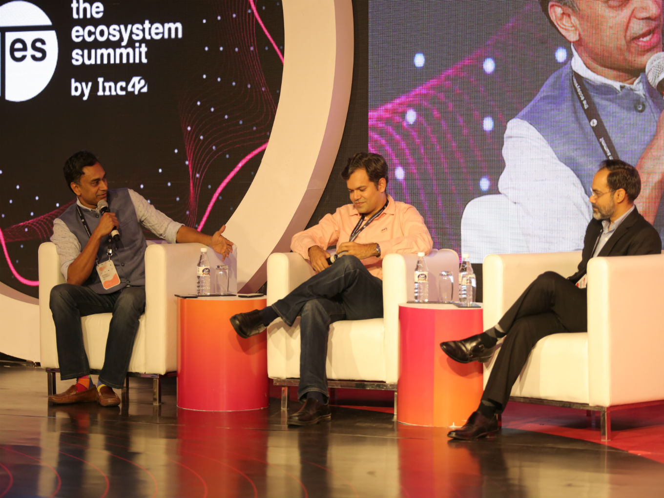 Advice To Indian Startups And Corporates: Make Innovation, Not War