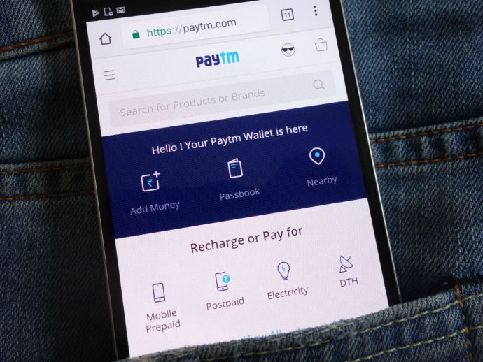 Paytm Denies Removing Inbox Feature, Takes Off Chat Feature Temporarily