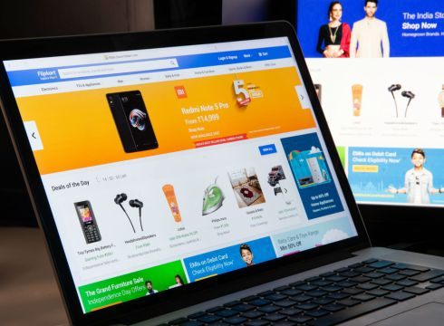 Flipkart Receives $200.8 Mn Investment From Its Parent Co