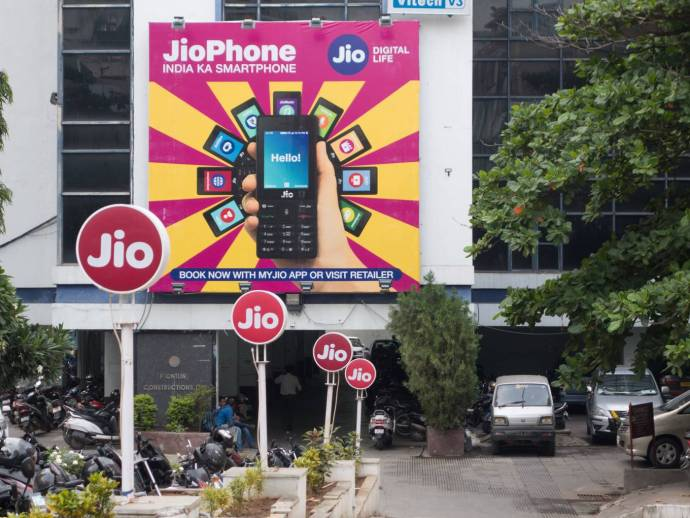 Reliance Jio PoS Devices