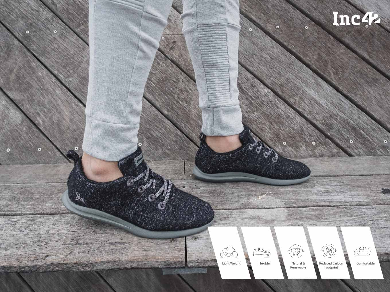 Comfortable Shoes Are Now Environment-Friendly: The Driving Idea Behind Neeman's