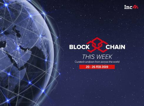 Blockchain This Week: London Stock Exchange Leads $20 Mn Seed Funding, IIM Calcutta To Launch Blockchain Course, And More