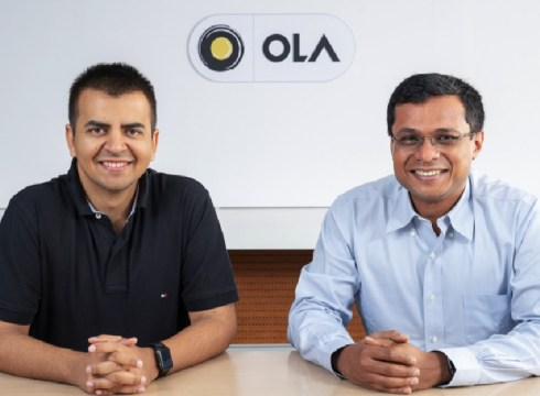 Breaking: Sachin Bansal Invests $92 Mn In Ola