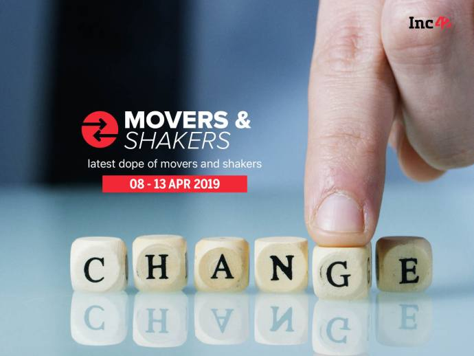Movers And Shakers of The Week [8-13 Apr]