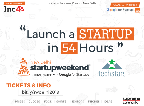 Techstars weekend Delhi