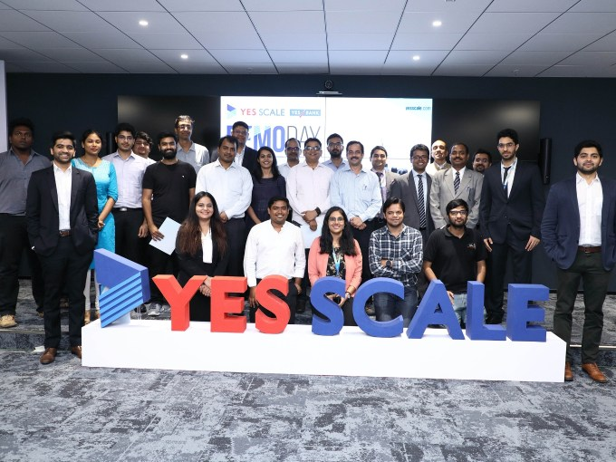 YES Bank's 'YES SCALE' Accelerator's Launch Day Showcases Startups That Are Ready To Go