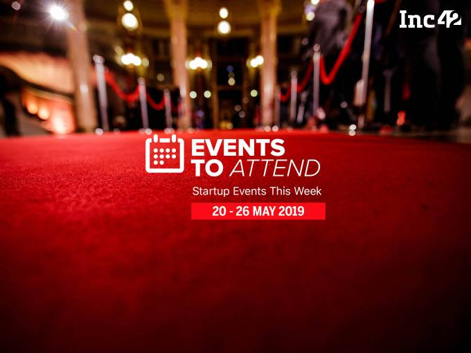 Startup Events This Week: 5th Smart Cities India Expo And More
