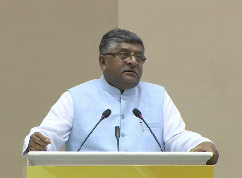 India To Become The Major Export Hub Of Electronics Manufacturing: Ravi Shankar Prasad