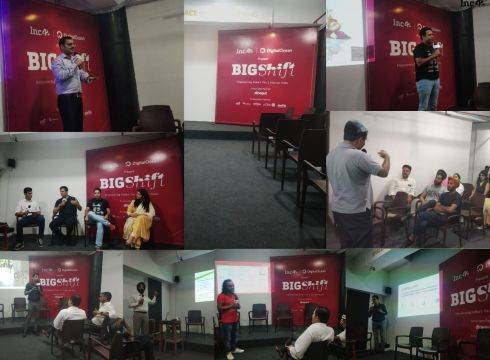 BIGShift Kicks Off In Style: Celebrating Chandigarh's Rising Startups, Founders And Investors